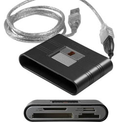 KINGSTON FCR-HS219/1 19-in-1 USB 2.0