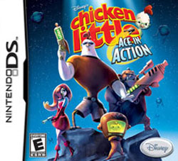 Chicken Little 2. Ace in Action (DS)