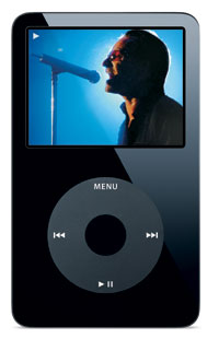 APPLE iPod Video 60 Gb Black