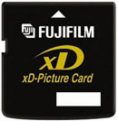 FUJIFILM xD-Picture card 512 Mb High Speed