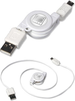 Speed-Link PSP USB Connection Cable white SL-4714-SWT