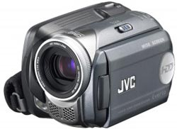 JVC Everio GZ-MG37