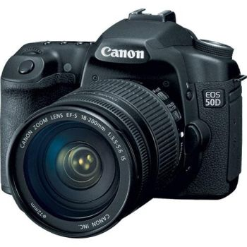 CANON EOS 50D Kit (EF-S 18-200 IS)
