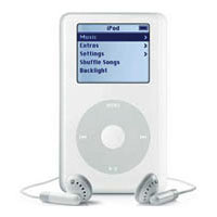 APPLE iPod 20Gb Click Wheel