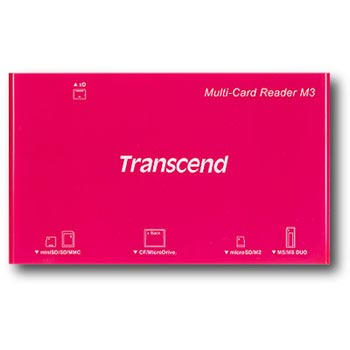 TRANSCEND TS-RDM3R 15-in-1 USB 2.0