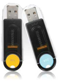 TRANSCEND 2Gb JetFlash 210 TS2GJF210 USB 2.0