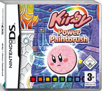 (DS) Kirby: Power Paintbrush