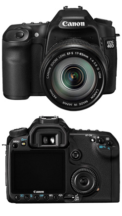 CANON EOS 40D Kit (EF-S 17-85 mm IS USM)