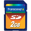 TRANSCEND Secure Digital 2GB